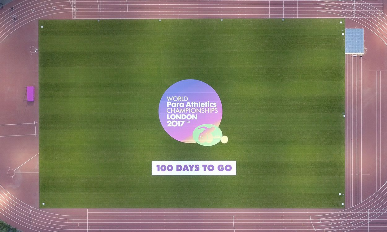 Jonnie Peacock looks ahead to World Para Athletics Championships with 100 days to go