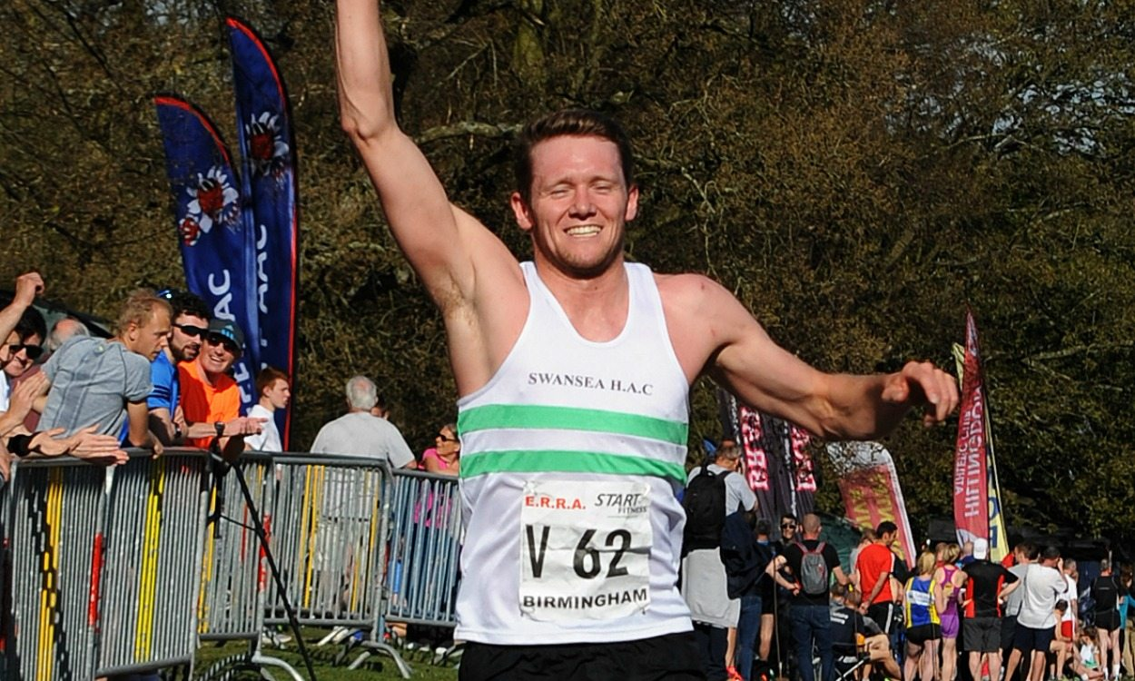Swansea and Leeds triumphant in road relays