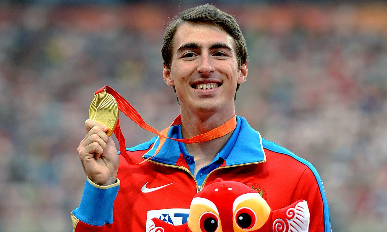 Sergey Shubenkov among seven Russian athletes cleared to compete internationally
