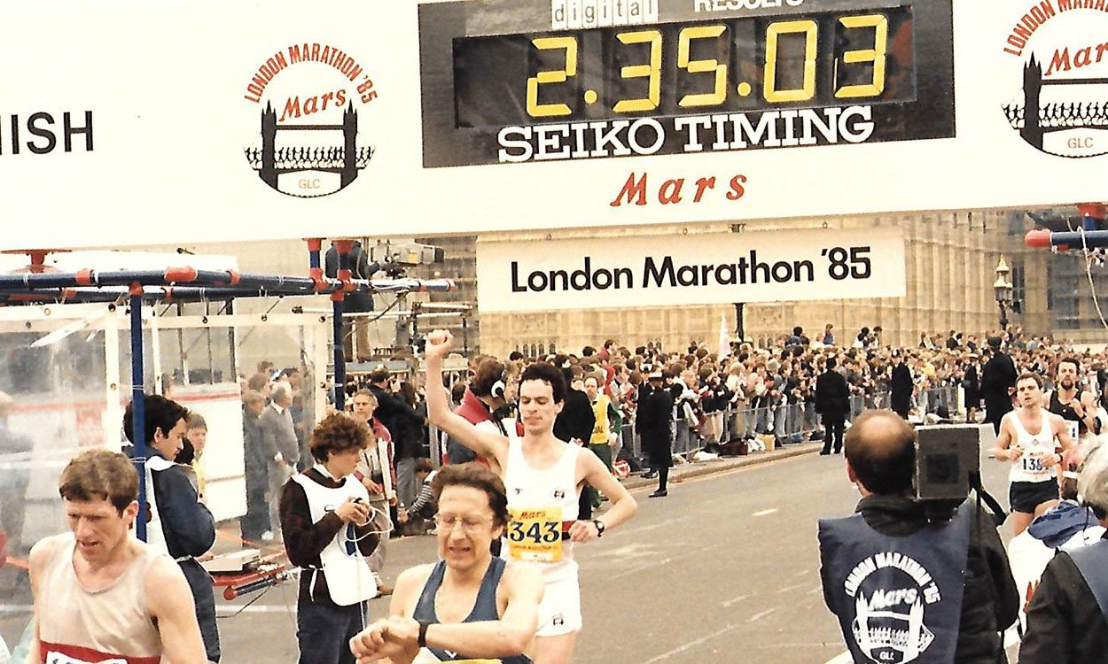 Steve Smythe's 36 thoughts ahead of his 36th London Marathon