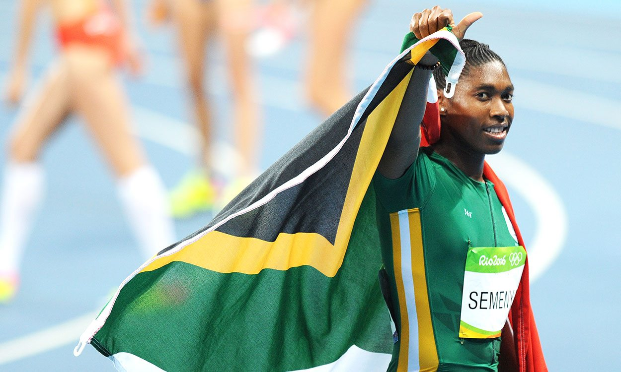 IAAF denies it wants to classify Caster Semenya as male