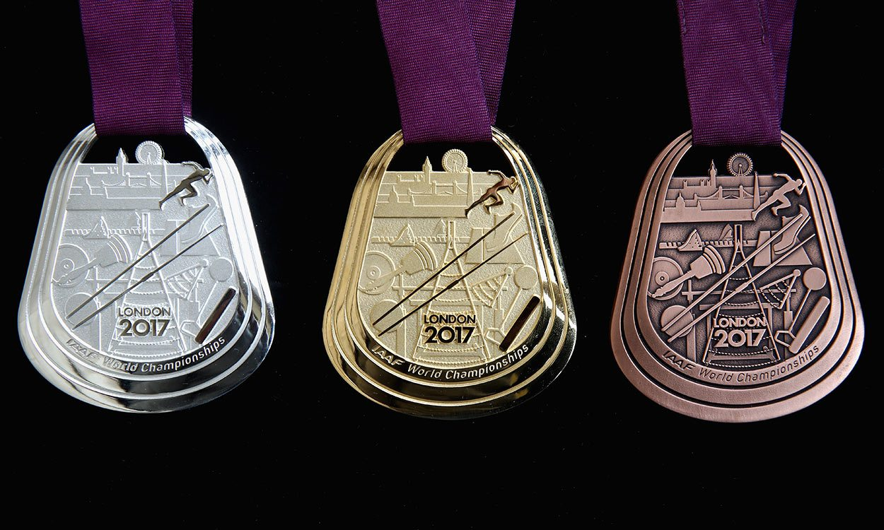 IAAF World Championships London 2017 medal predictions