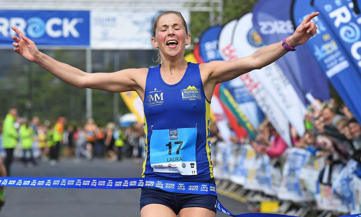 Laura Graham wins Belfast City Marathon – weekly round-up