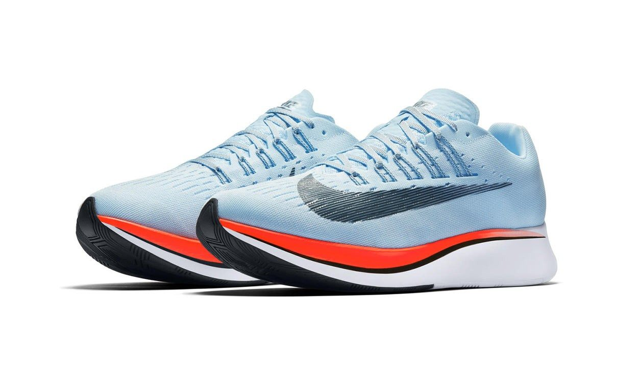 a3dc8cd8041e Nike Zoom Fly Running Shoe - Athletics Weekly