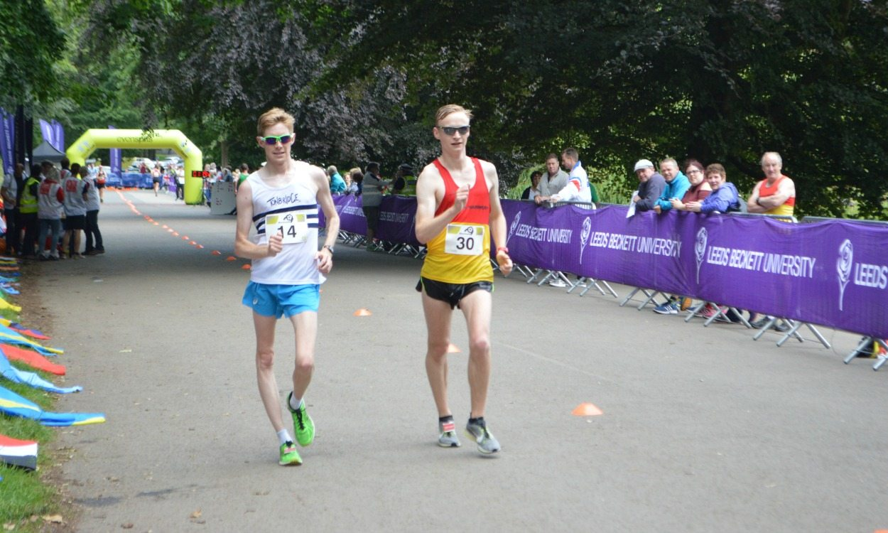 British race walkers shine in Leeds