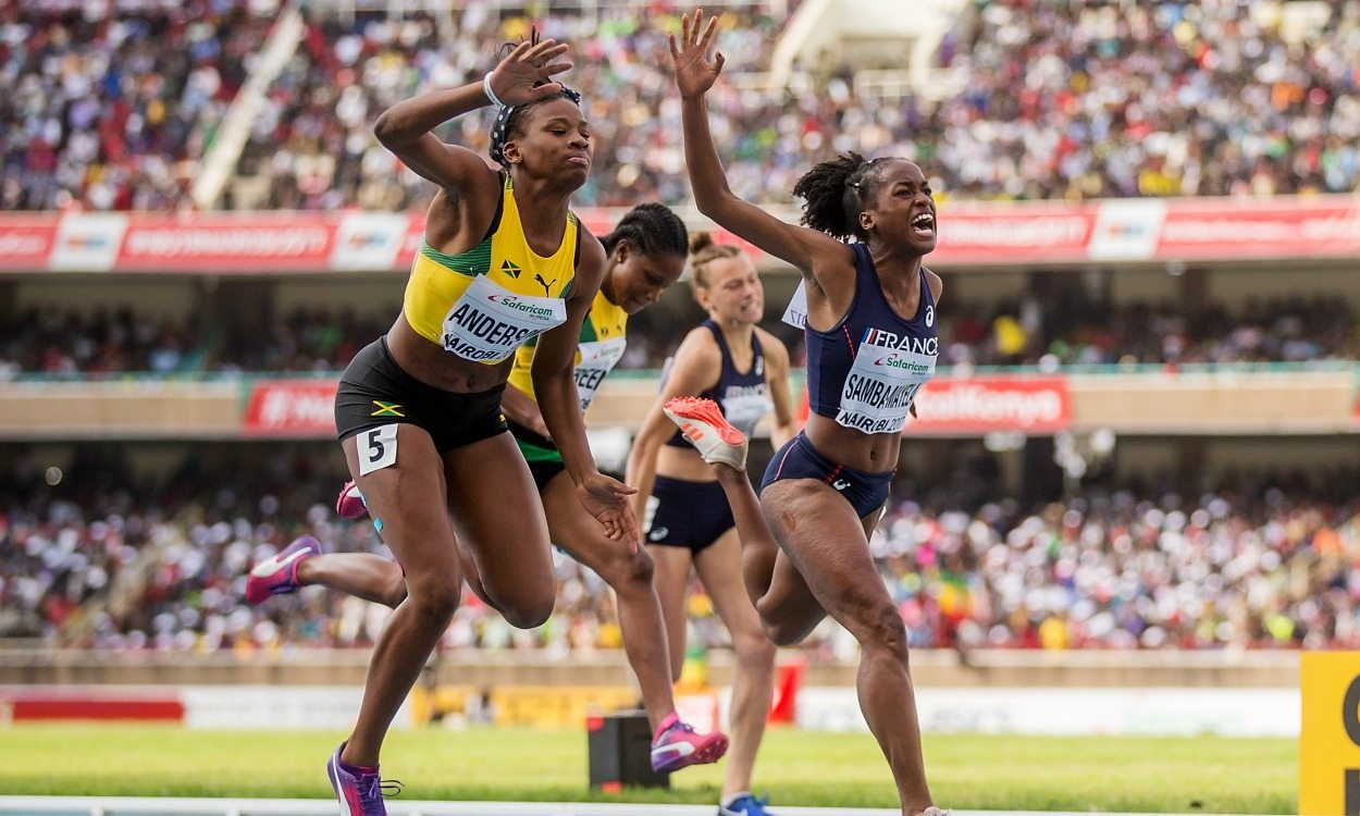 Nairobi rocks at World Under-18 Champs