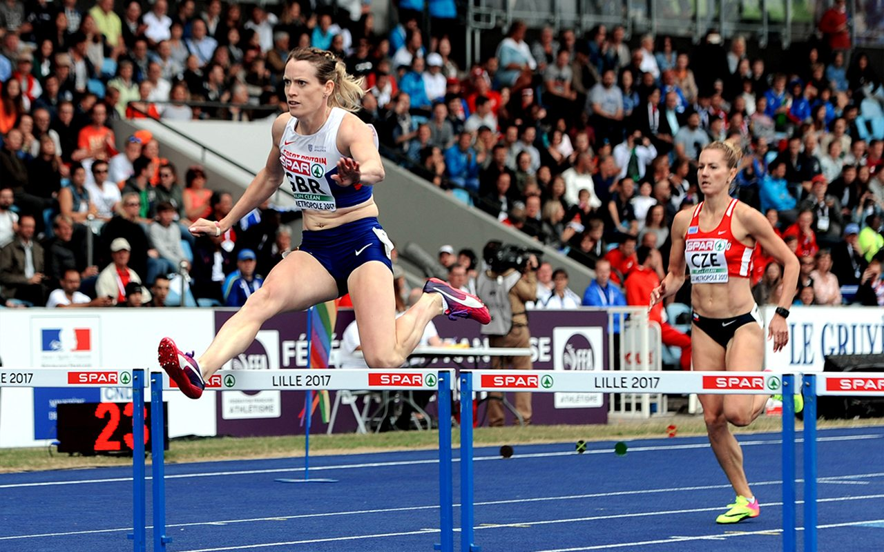 Eilidh Doyle surprised to land Great Britain captaincy for London 2017