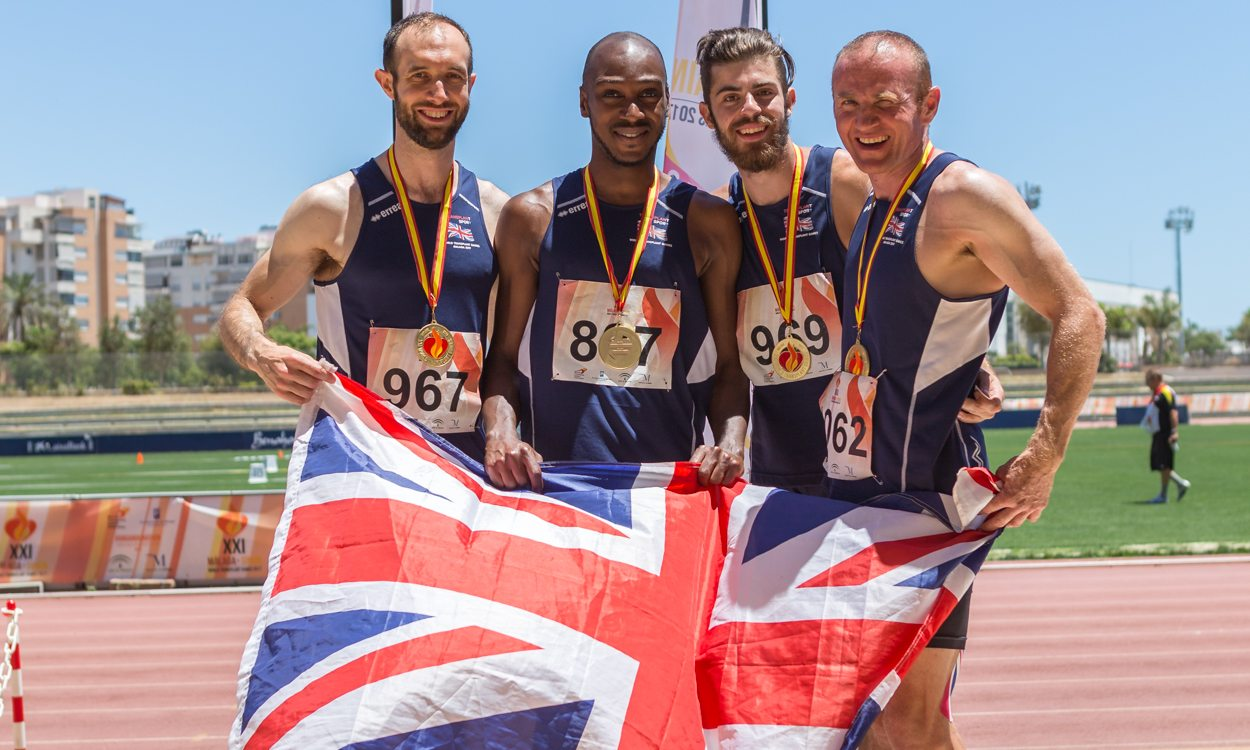 Great Britain tops medal table with huge haul at World Transplant Games