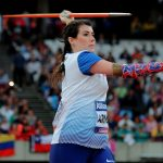 Hollie Arnold aims to land more gold in Dubai