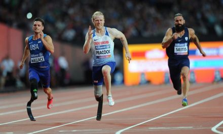 GB team named for World Para Athletics Championships