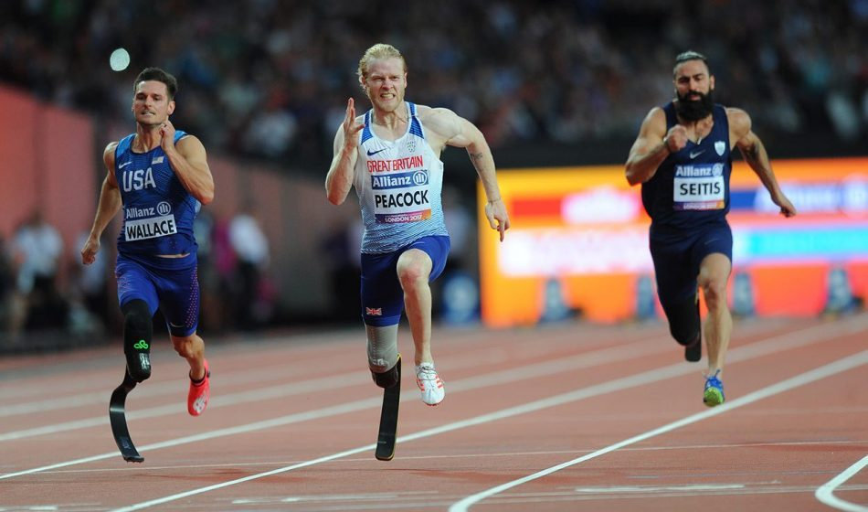 GB team named for World Para Athletics Championships - AW