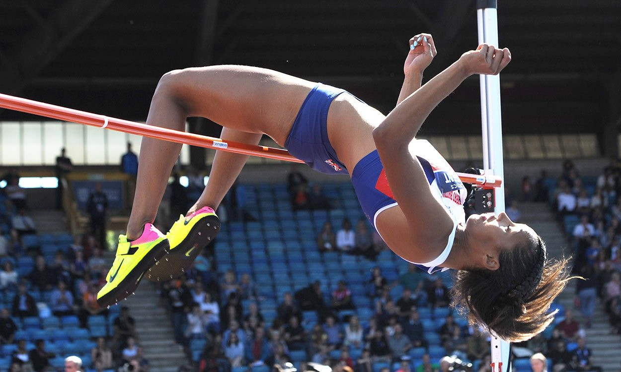 Morgan Lake and Asha Philip impress at British Team Trials