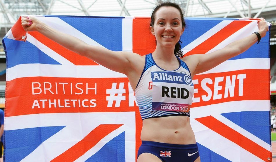Stef Reid appointed UK Athletics vice president