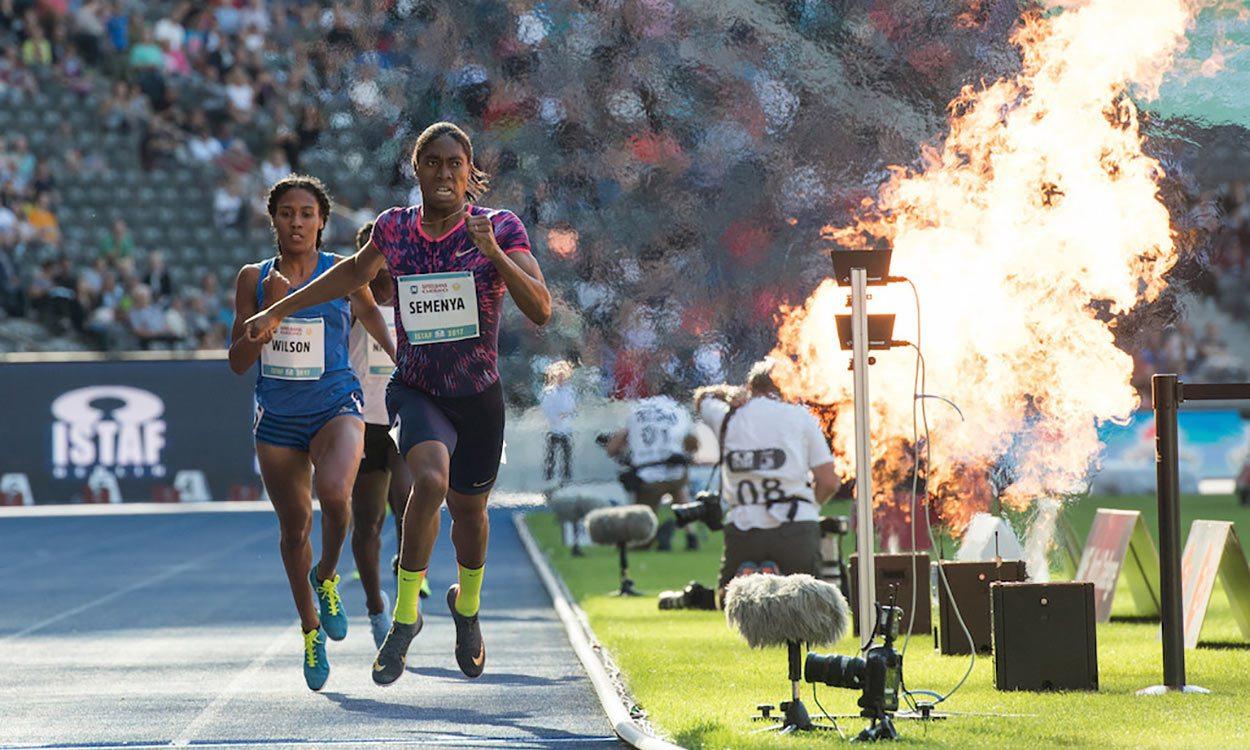 Caster Semenya smashes world 600m best in Berlin – weekly round-up
