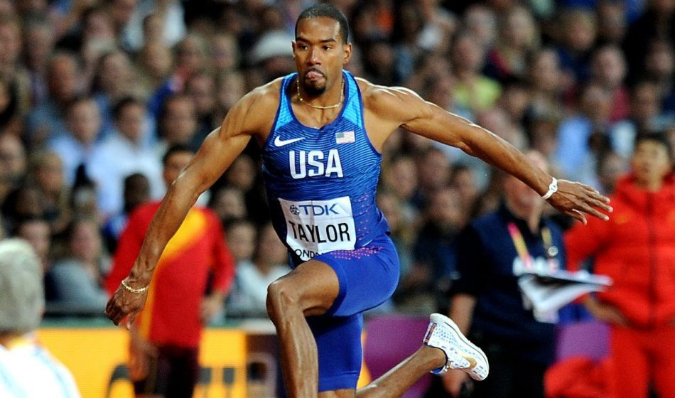 Christian Taylor completes world triple jump treble
