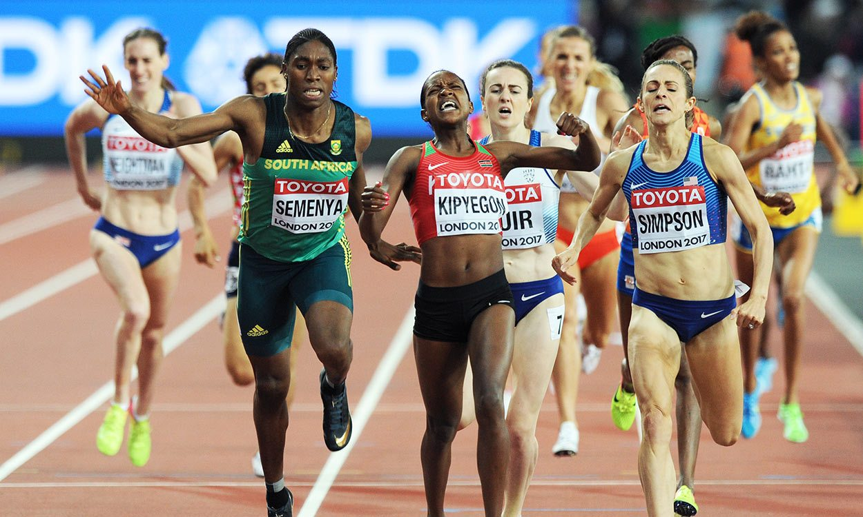 Laura Muir denied a medal moment in London