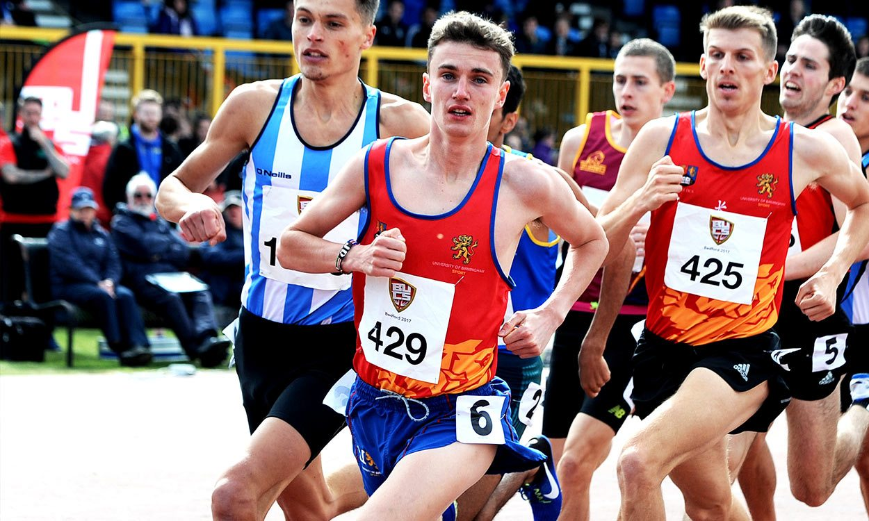 Jonny Davies secures World University Games 5000m silver
