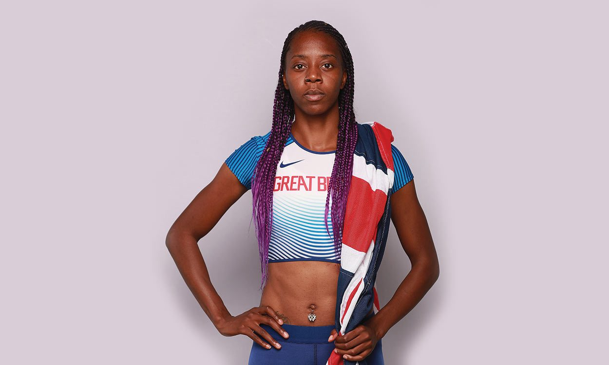 Lorraine Ugen relishing London major champs moment