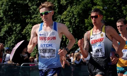 Tom Bosworth targets medals at European Race Walking Cup