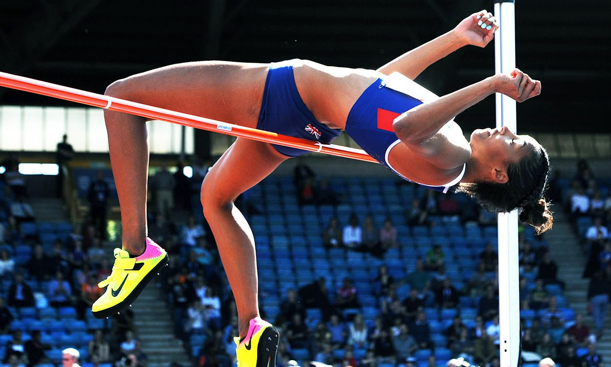 Morgan Lake's not giving up on heptathlon plan