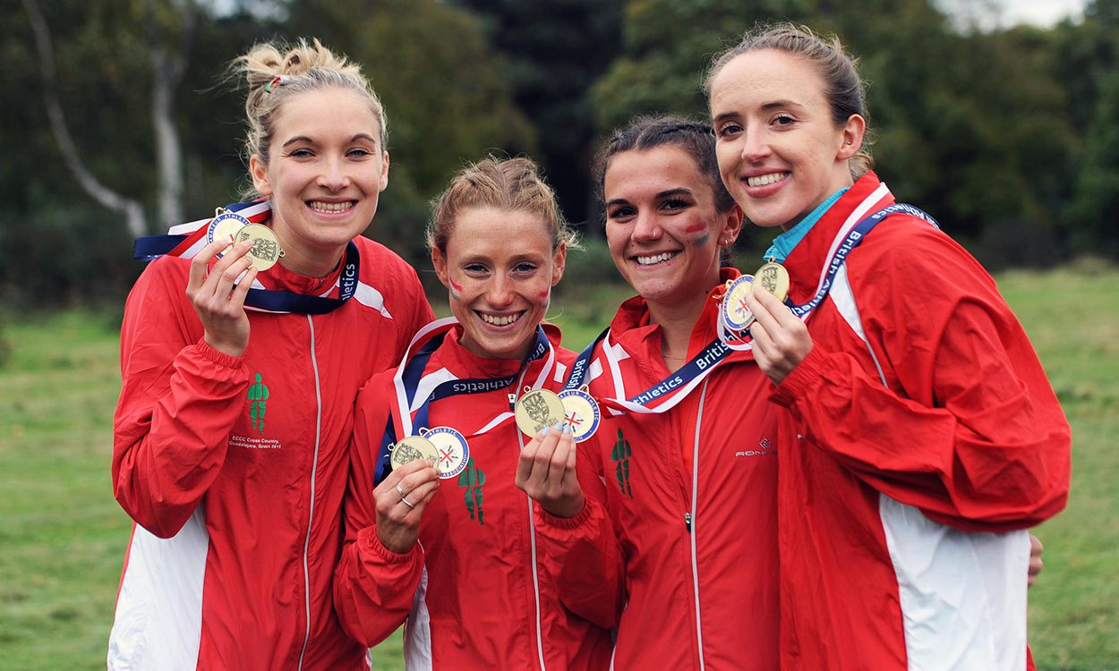 Aldershot and Swansea among winners at National Road Relays