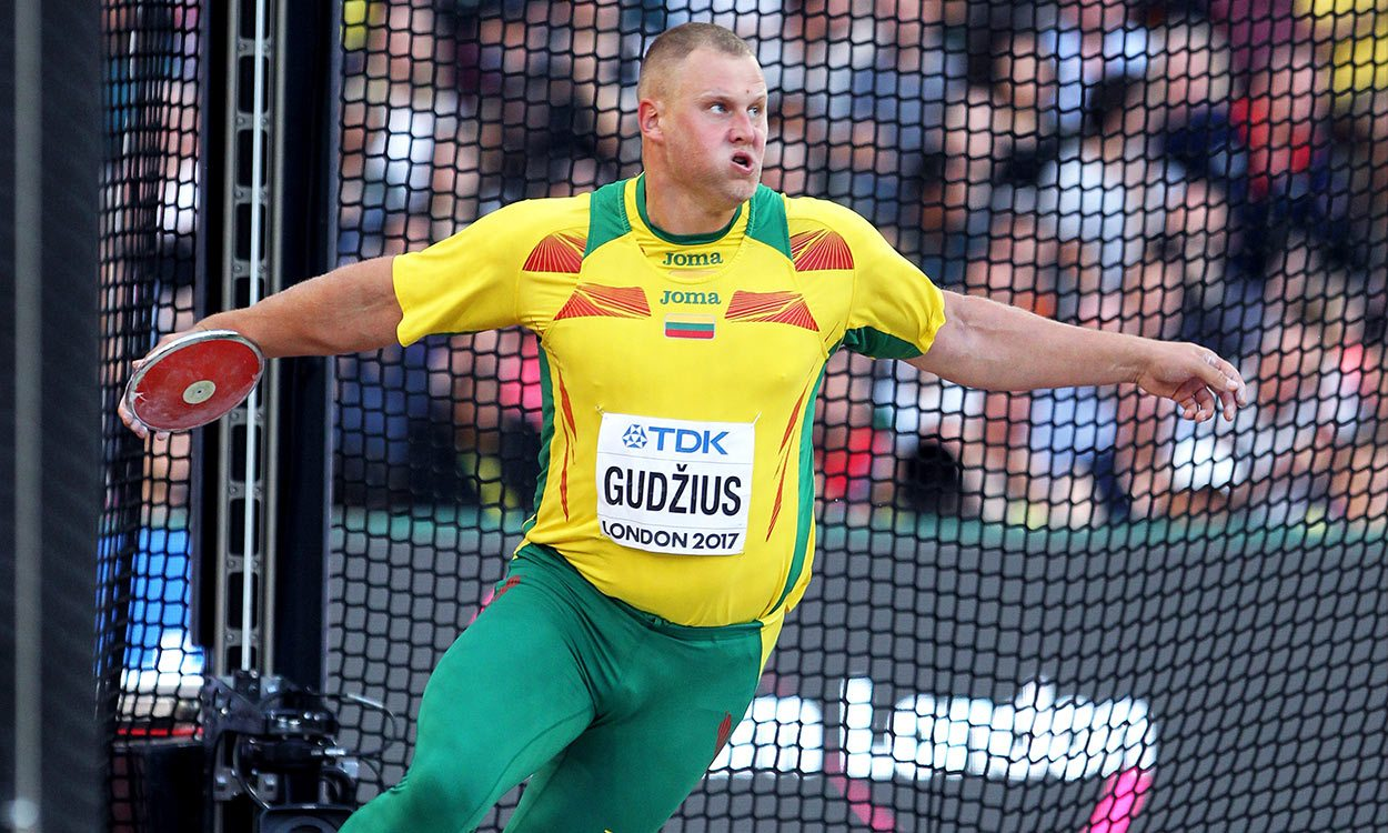 Analysis: Marginal gains and the men's discus final at London 2017