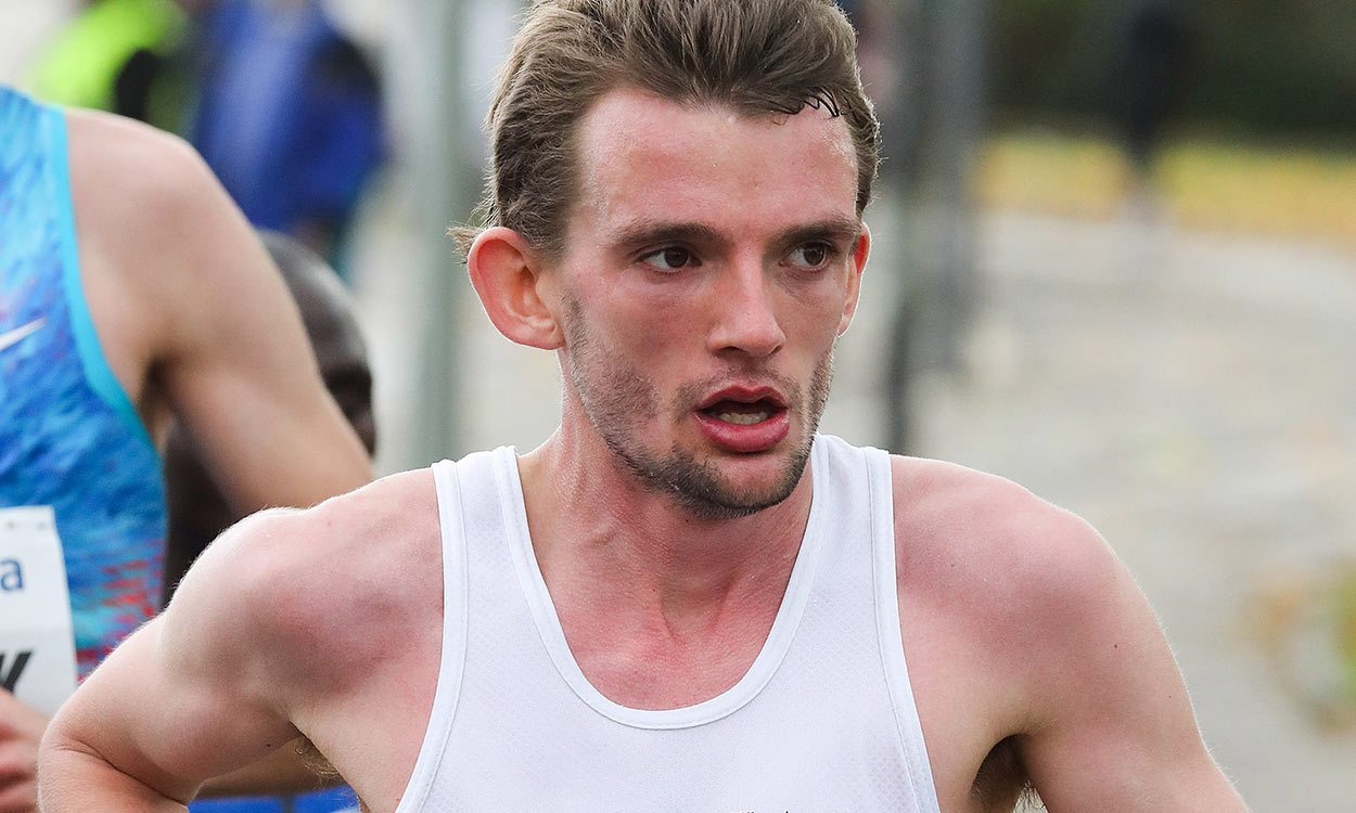 After marathon debut, Dewi Griffiths feels he can go faster in future