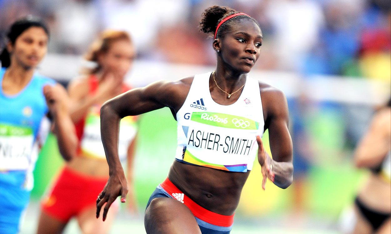 Commonwealths selection is extra motivation for Dina Asher-Smith