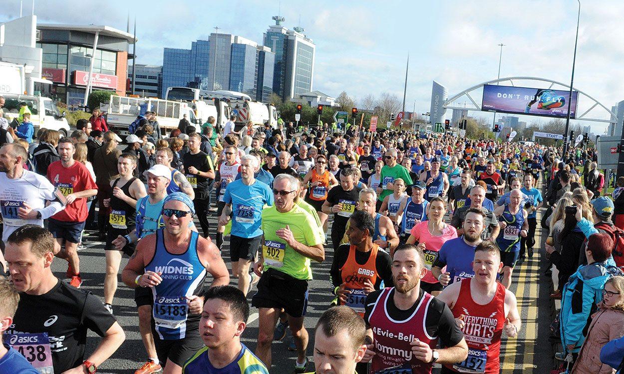 Marathon guide 2018: ASICS Greater Manchester Marathon