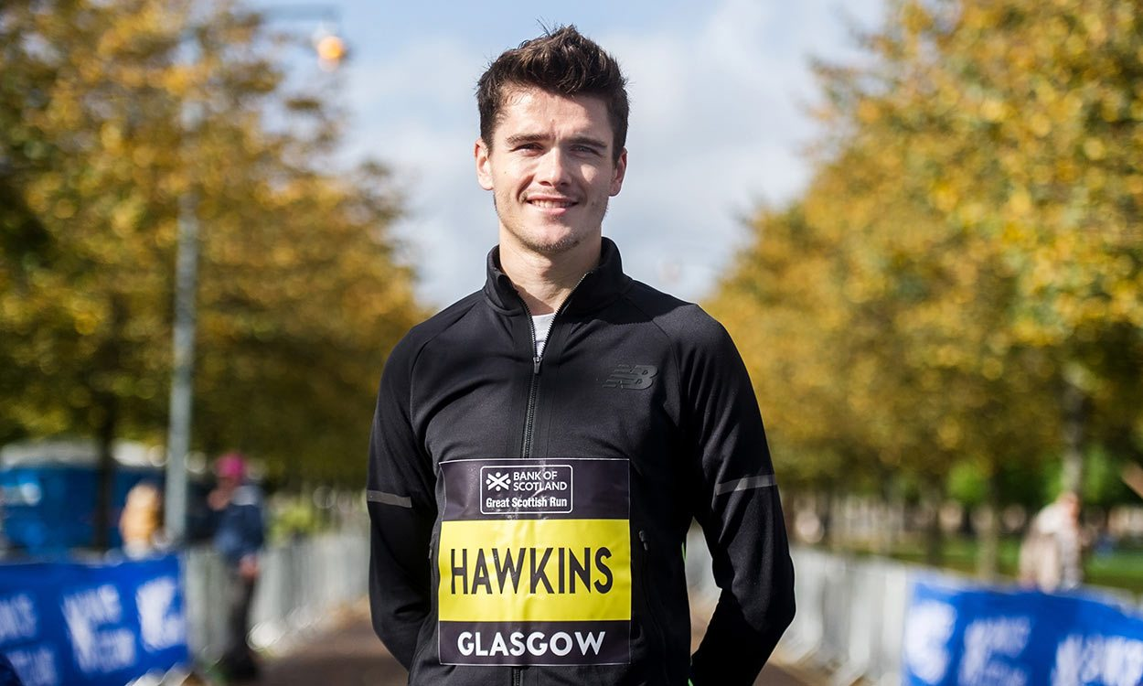 Callum Hawkins ready to take things to the next level
