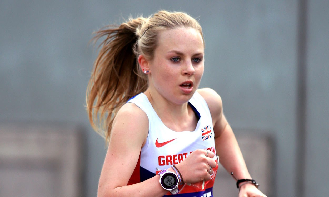 Charlotte Purdue to captain GB team at World Half Marathon Champs