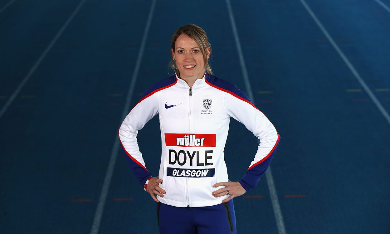 Eilidh Doyle set for Glasgow return at Indoor Grand Prix