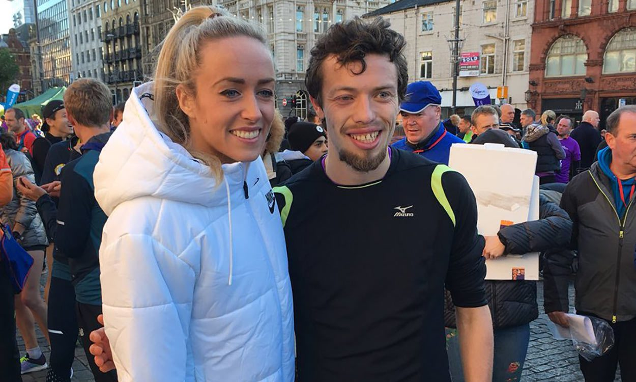 Eilish McColgan and Sam Stabler win Leeds Abbey Dash