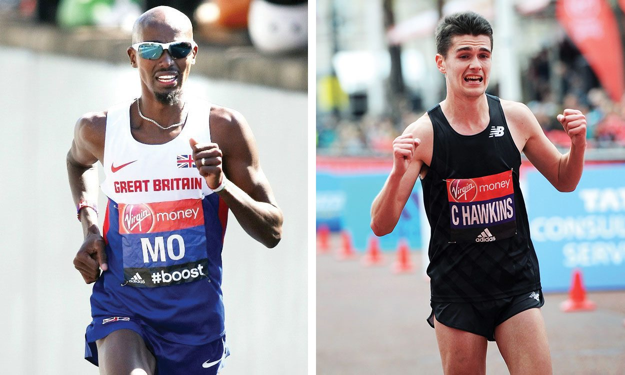 250500222f98 Mo Farah and Callum Hawkins to go head-to-head at The Big Half ...