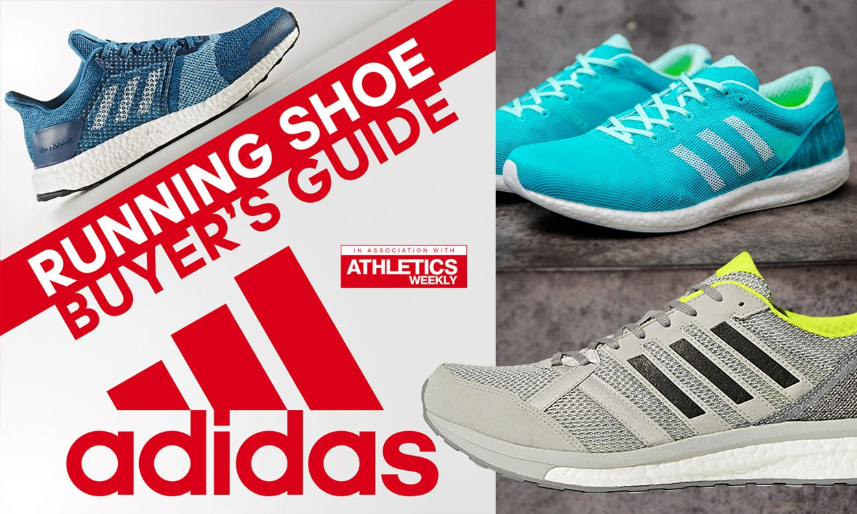 Running shoe buyer's guide