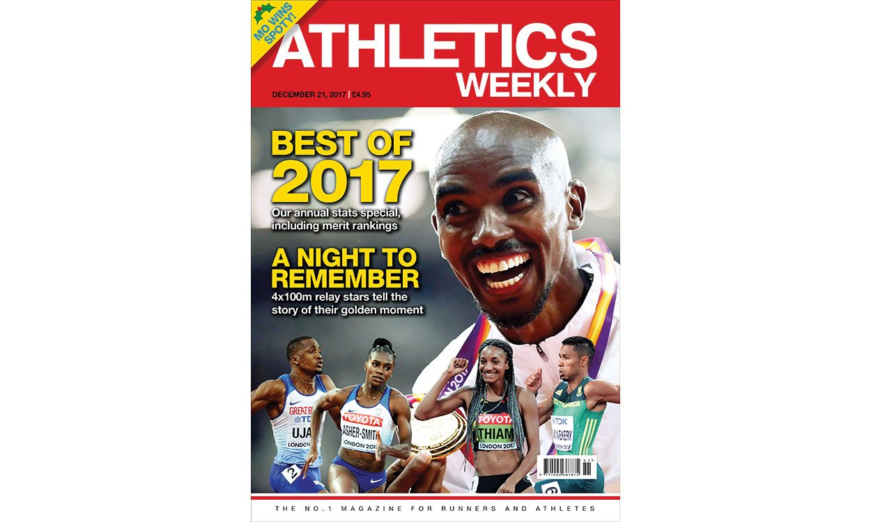 Interviews Archives Athletics Weekly