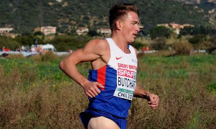 Andrew Butchart leads GB Euro Cross team