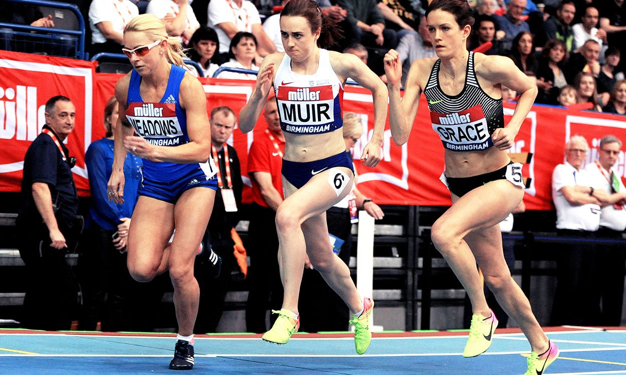 Jenny Meadows is leading the way