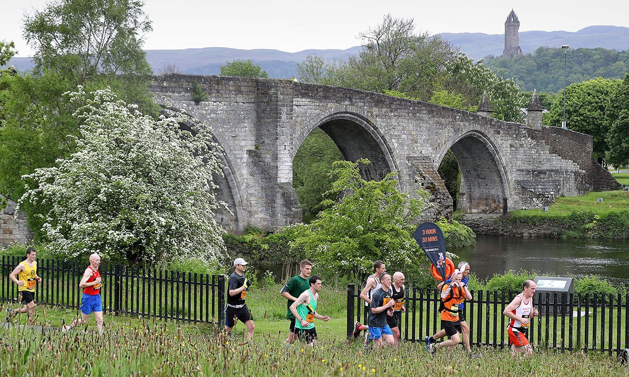 Stirling Scottish Marathon 2018 – a guide to the course