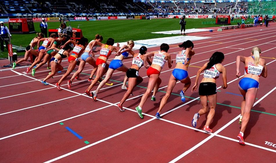 Coaching: The standing start