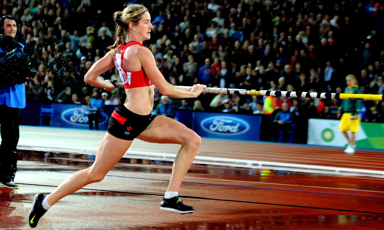 Sally focused on gaining her own Gold Coast Peake performance