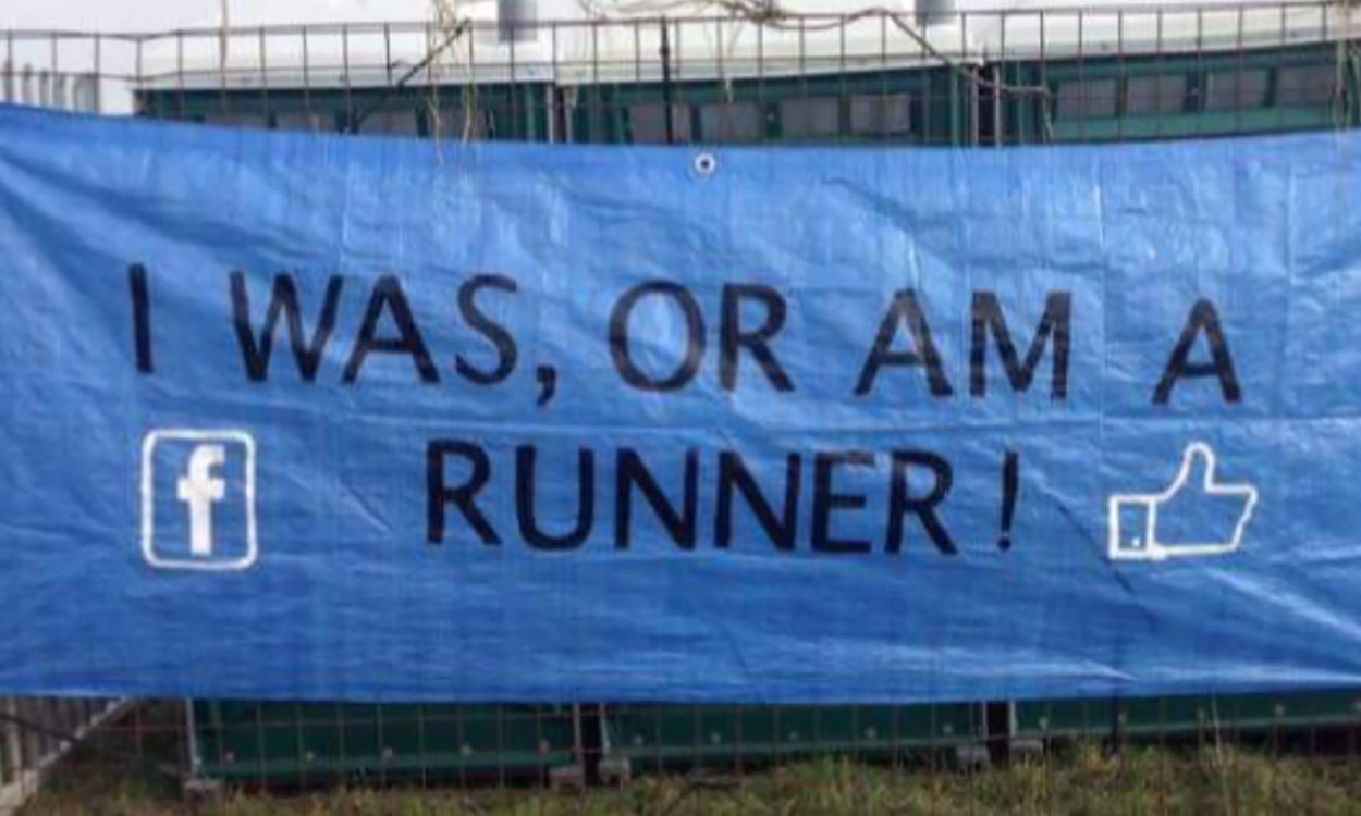 Runner Facebook group is on the rise