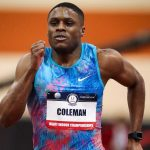Christian Coleman wins US 60m title in 6.37