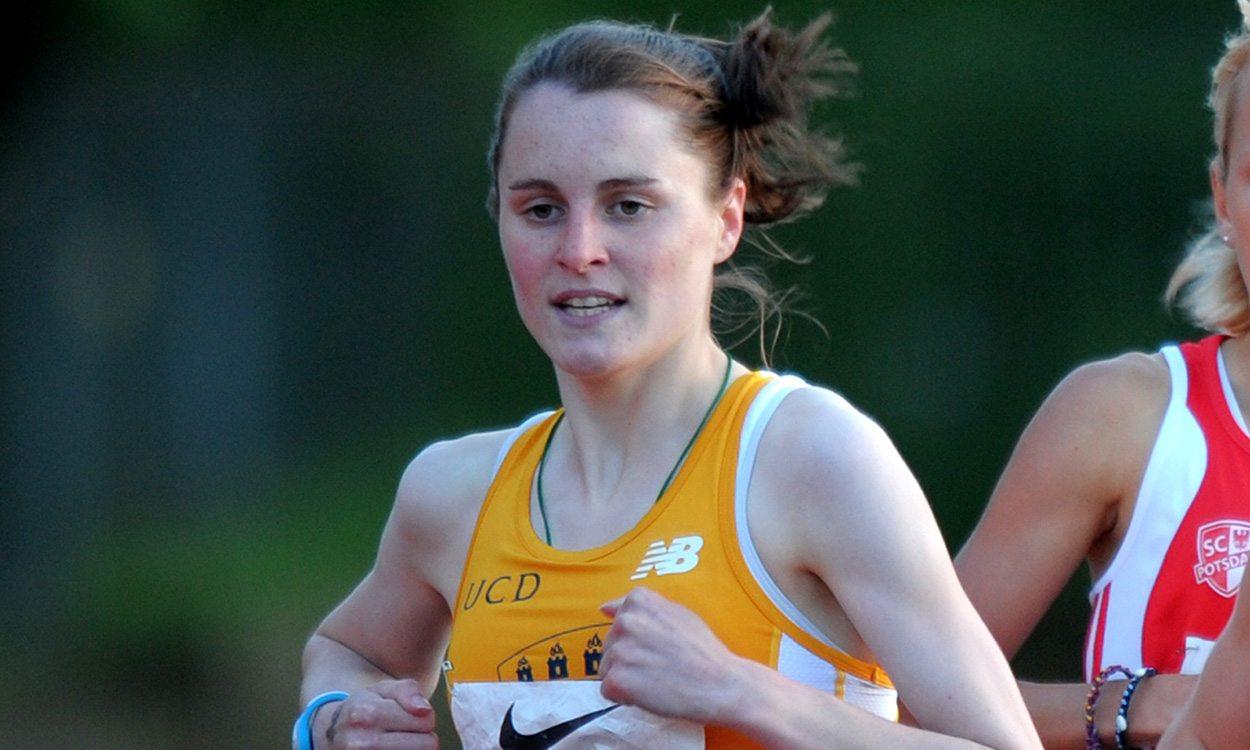 Change boosts Ciara Mageean's hopes for World Indoors
