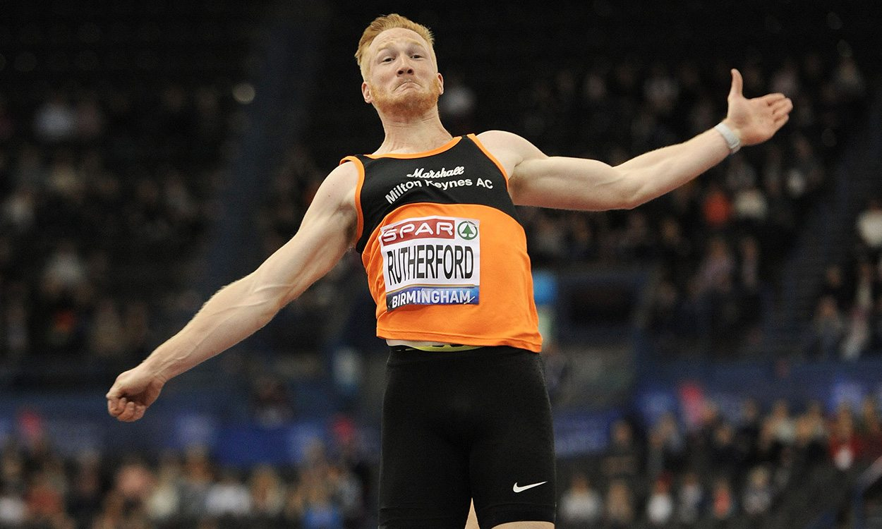 Greg Rutherford withdraws from World Indoor Championships