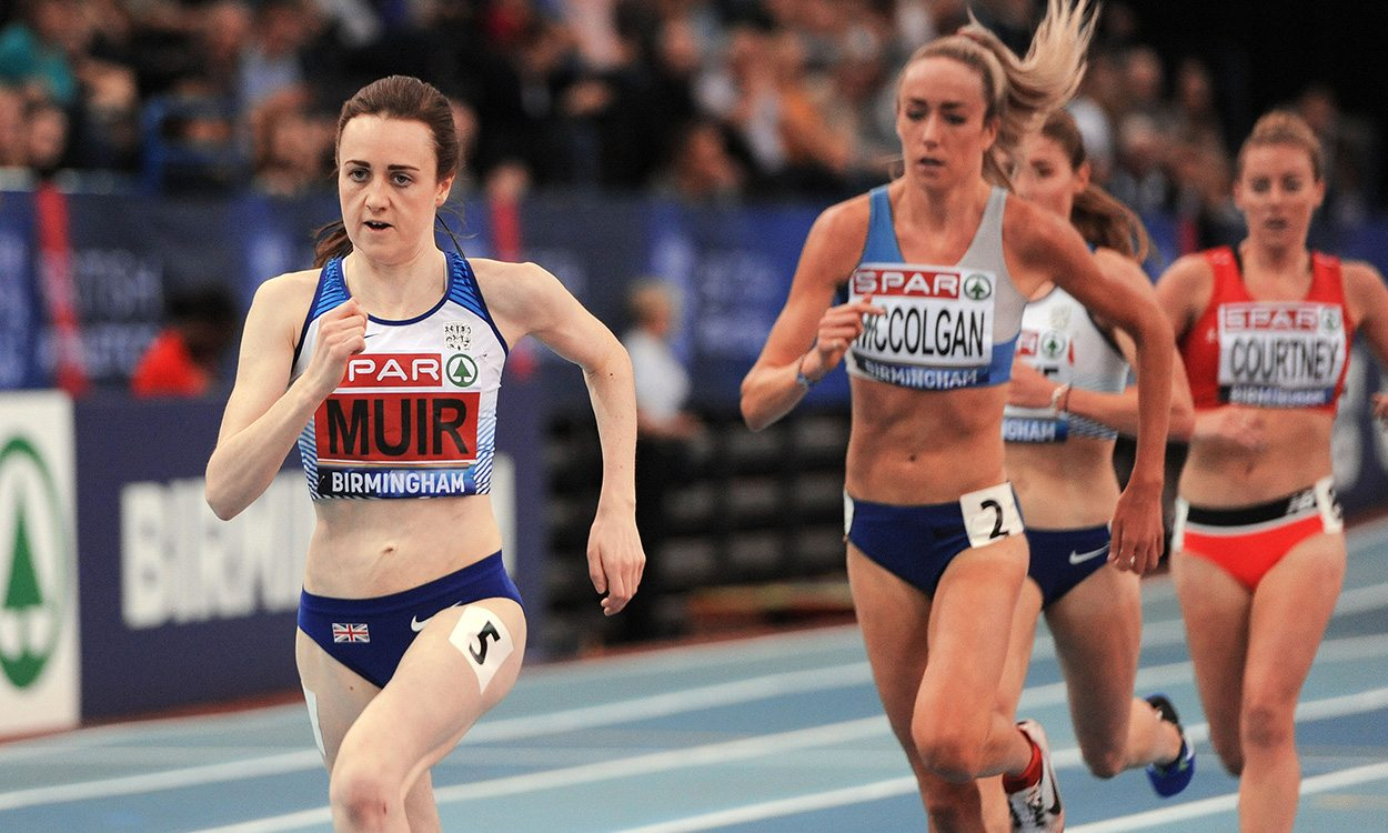 GB team named for IAAF World Indoor Championships Birmingham 2018
