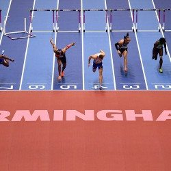 Birmingham stages record-breaking IAAF World Indoor Championships