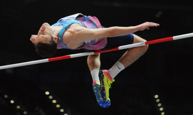 Russian athletics federation charged in Danil Lysenko case