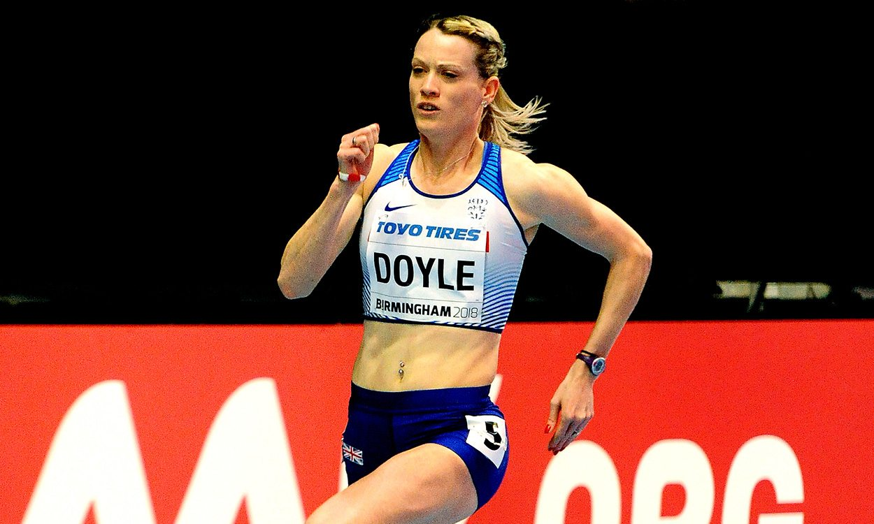 Eilidh Doyle delighted with bronze boost ahead of Gold Coast