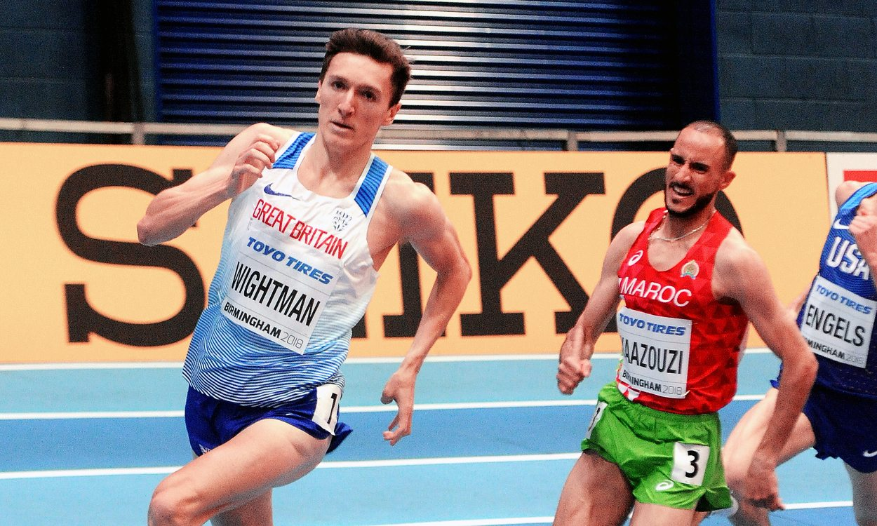 Jake Wightman and Chris O'Hare make World Indoors 1500m final